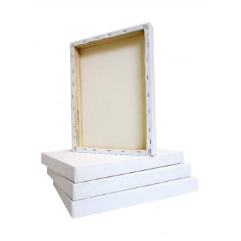 Quadro Canvas Premium Fotografia Folhas Coloridas
