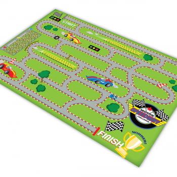 Pista para Carrinhos HOTCARS Corrida Motorspeedway Labirinto